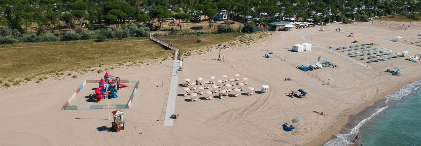 Aktivcoaches - Union Lido - Strand
